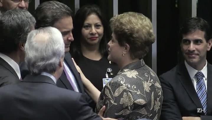 Dilma é cassada