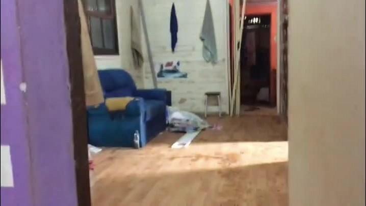 Veja imagens do túnel cavado para fuga no Presídio Central