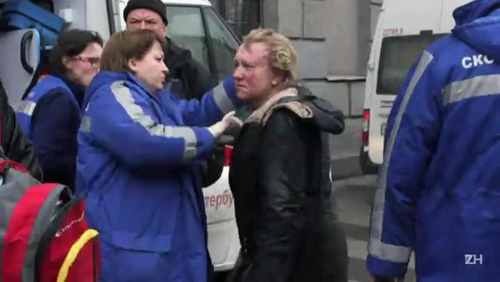Explosão deixa mortos no metrô de São Petersburgo