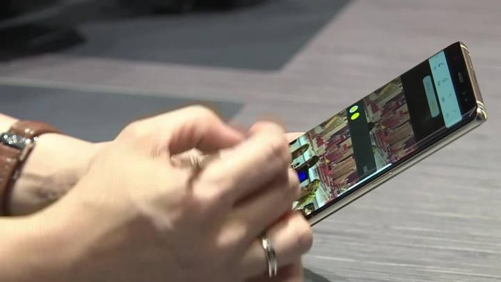 Samsung lança novo Galaxy Note