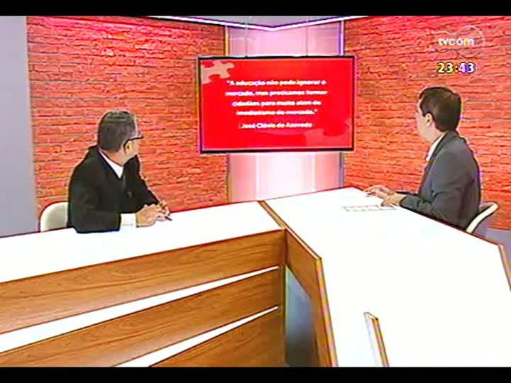 Mãos e Mentes - Jose Clovis de Azevedo - Bloco 2