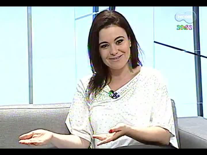 TVCOM Tudo Mais - Lucinara Costa