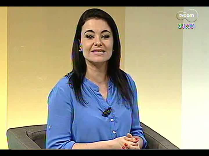 TVCOM Tudo Mais - 12/12/12 - Simulador de multidões