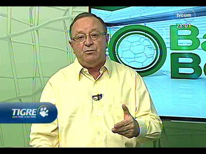 Bate Bola - Gre-Nal antecipado na Taça Piratini - Bloco 1 - 17/02/2013