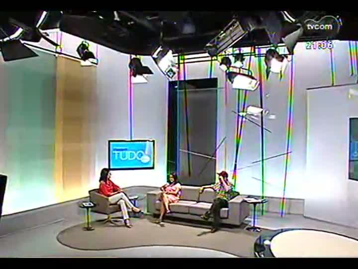 TVCOM Tudo Mais - Ficar ou ir embora do RS? Um grupo de teatro levanta a discussão