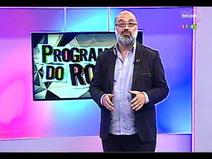 Programa do Roger - Marisa Rotenberg e Thiago Rinaldi falam sobre o espetáculo Cafuné - bloco 1 - 14/03/2013