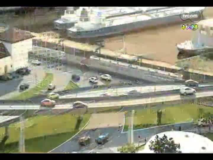 Porto da Copa - Obras na rodoviária: o que muda no principal ponto de entrada e saída da capital? - Bloco 1 - 06/04/2013