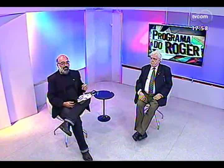 Programa do Roger - Exposição traz imagens inéditas da ditadura na América Latina - bloco 2 - 23/04/2013
