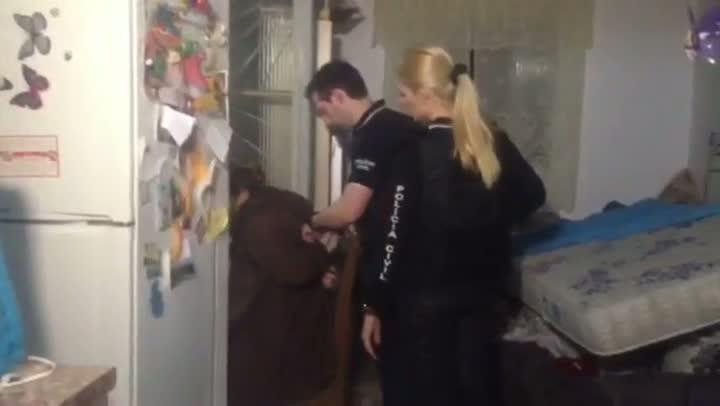 Operação Resposta prende oito suspeitos e apreende dois adolescentes em Guaíba. 16/05/2013