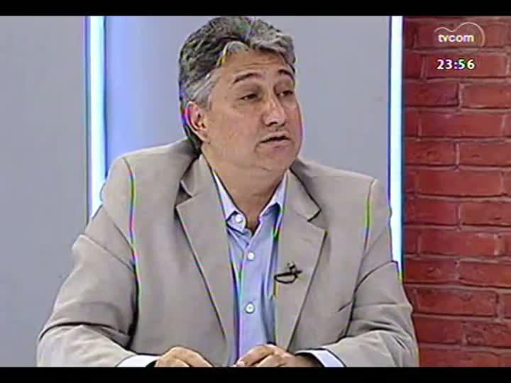 Mãos e Mentes - Diretor-presidente da Fepagro e membro da Academia Francesa de Agricultura, Danilo Rheinheimer dos Santos - Bloco 3 - 21/05/2013