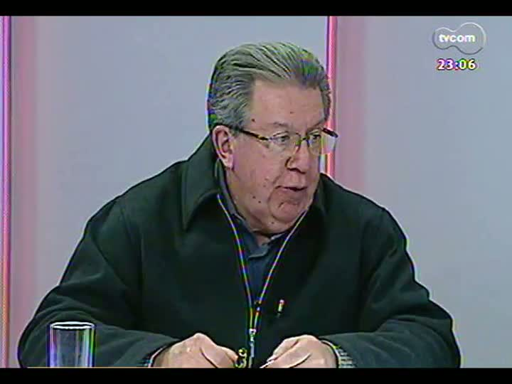 Conversas Cruzadas - Um debate sobre os principais itens em discussão da reforma política - Bloco 4 - 23/07/2013