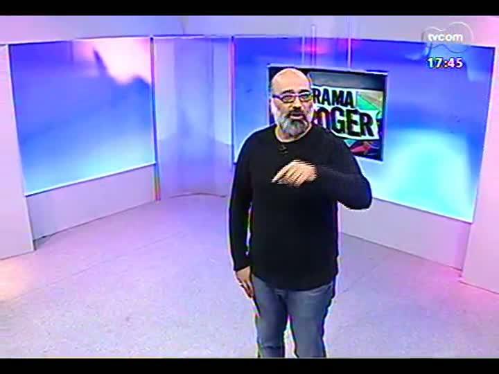 Programa do Roger - Confira um papo com os PoETs - bloco 1 - 24/07/2013