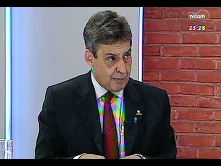Mãos e Mentes - Vice-prefeito de Porto Alegre, Sebastião Melo - Bloco 3 - 11/08/2013