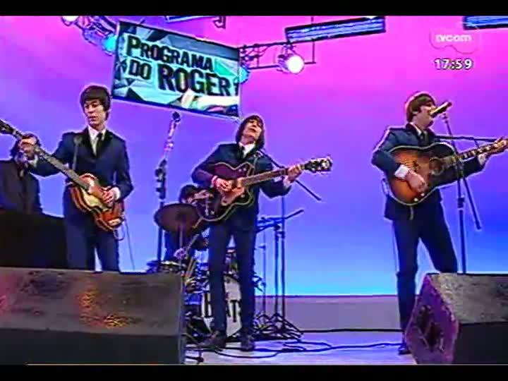 Programa do Roger - Especial: melhores momentos musicais - bloco 2 - 14/08/2013
