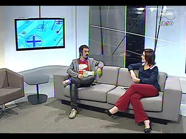TVCOM Tudo Mais - Lúcio Brancato apresenta vídeo exclusivo da Cachorro Grande
