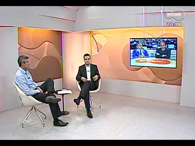 TVCOM 20 Horas - Vereadores de Porto Alegre falam sobre os próximos passos da CPI da Procempa - Bloco 2 - 13/09/2013