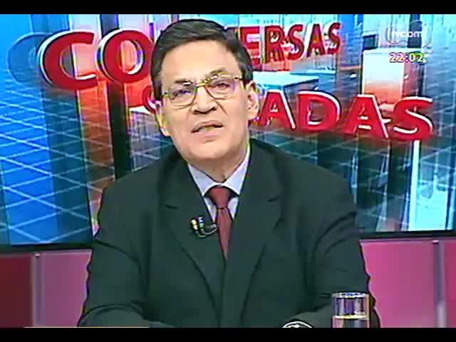 Conversas Cruzadas - Análise da criação de novos partidos políticos - Bloco 1 - 26/09/2013