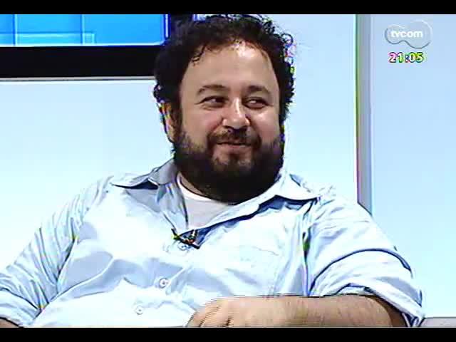 TVCOM Tudo Mais - Dicas de leitura com Carlos André Moreira