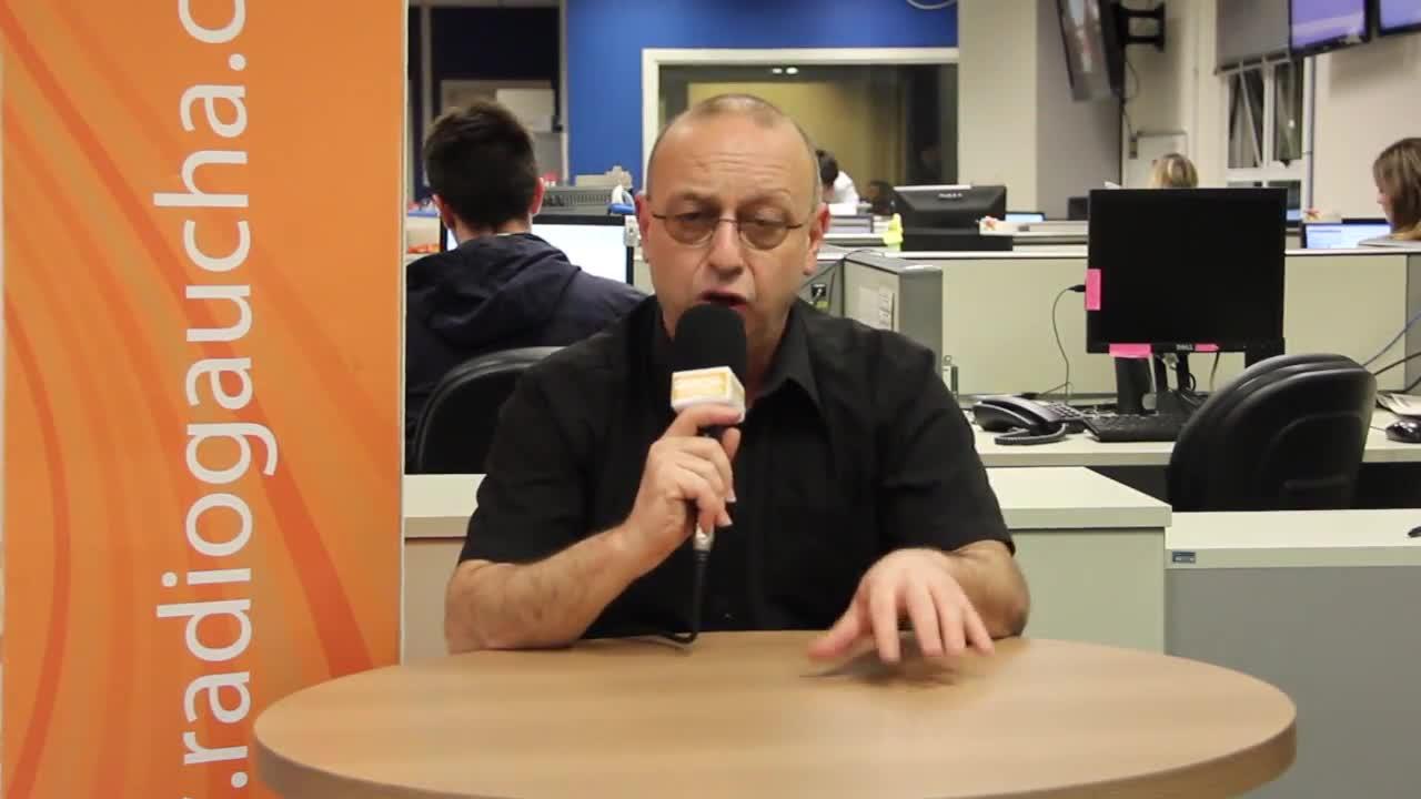 Pré-Jogo - Nando Gross fala sobre o confronto entre Náutico e Inter - 13/10/2013