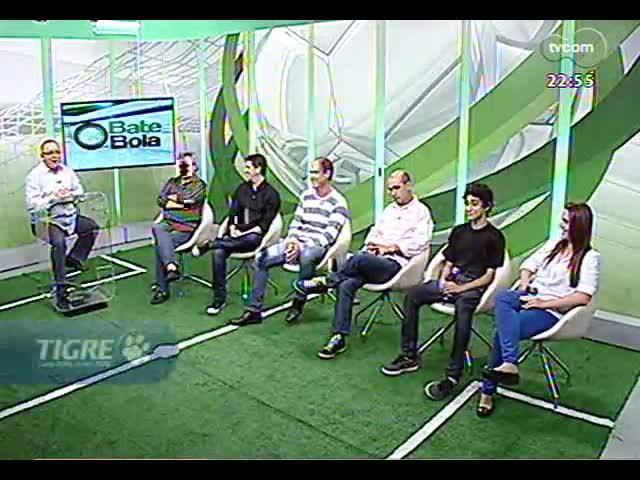 Bate Bola - O resultado da interativa sobre a permanência de Clemer - Bloco 5 - 13/10/2013