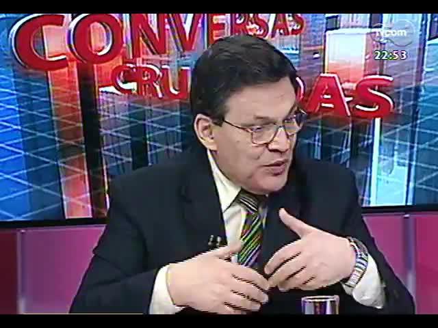 Conversas Cruzadas - Debate sobre o projeto do governo referente aos RPVs e a situação do pagamento de precatórios - Bloco 3 - 13/11/2013