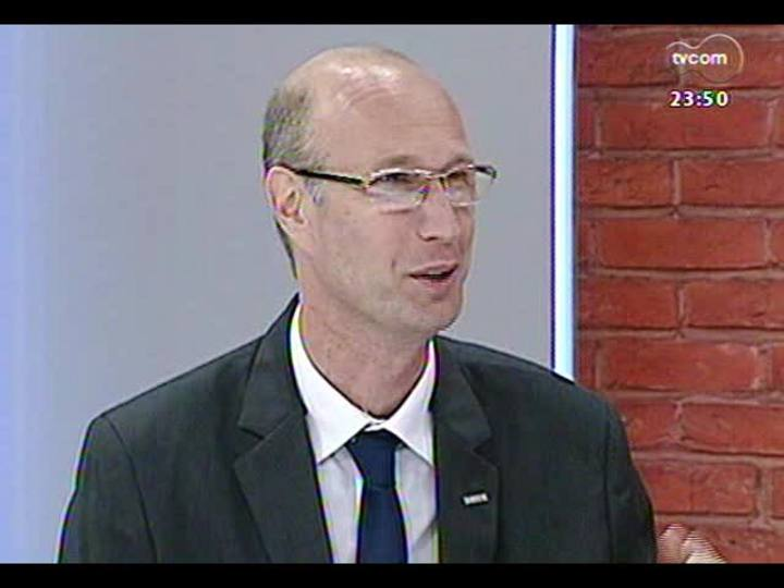 Mãos e Mentes - Presidente do Sindicato do Ensino Privado do RS, Bruno Eizerik - Bloco 2 - 15/11/2013
