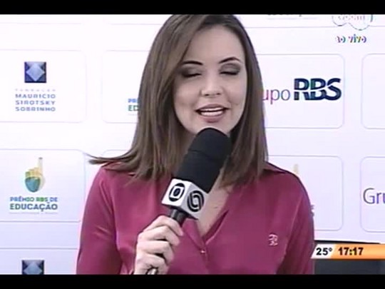 Prêmio RBS de Educação - 4o bloco - 2/12/2013