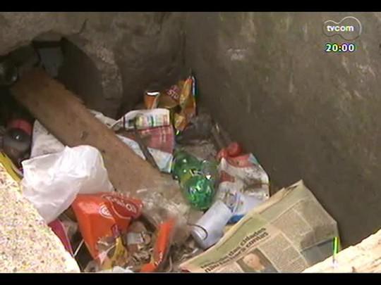 TVCOM 20 Horas - Entra em vigor o novo Código de Limpeza Urbana de Porto Alegre - Bloco 1 - 08/01/2014