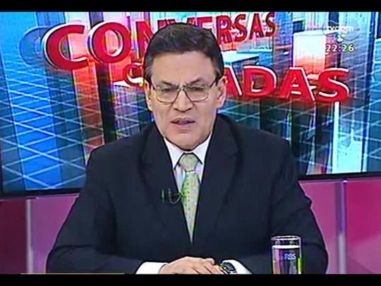 Conversas Cruzadas - Por que a taxa de juros no Brasil é tão maior do que a de outros países da América Latina? - Bloco 2 - 22/01/2014