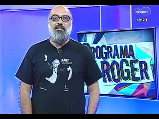 Programa do Roger - Música do grupo Call Me Lolla - Bloco 4 - 22/01/2014