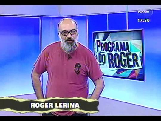 Programa do Roger - Cantora Laura Finocchiaro - Bloco 1 - 27/01/2014