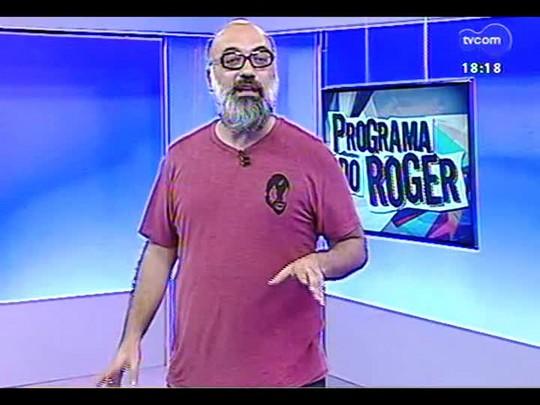 Programa do Roger - Lojinha do Roger - Bloco 3 - 27/01/2014