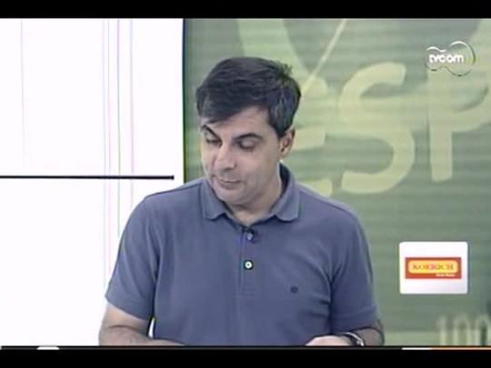 TVCOM Esportes - 2º bloco - 11/03/14