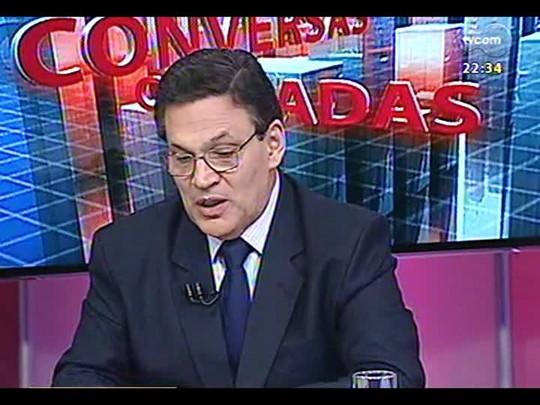 Conversas Cruzadas - Debate sobra a censura na internet - Bloco 2 - 12/03/2014