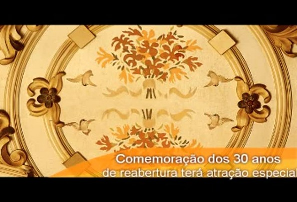 Theatro São Pedro lança programação especial em junho
