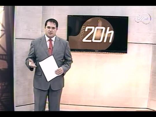 TVCOM 20 Horas - Obras do contorno viário começam em São José - Bloco 2 - 29/05/25