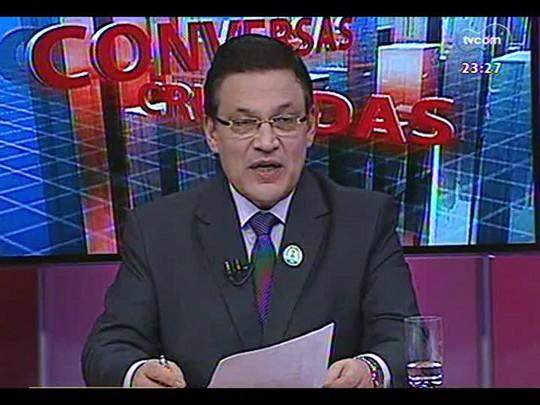 Conversas Cruzadas - O balanço geral da Copa do Mundo em Porto Alegre - Bloco 3 - 30/06/2014