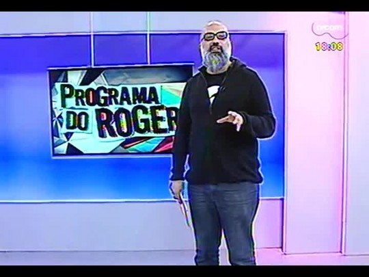 "Programa do Roger - Teaser \""Sorrisos Impossíveis\"" - Bloco 3 - 05/08/2014"