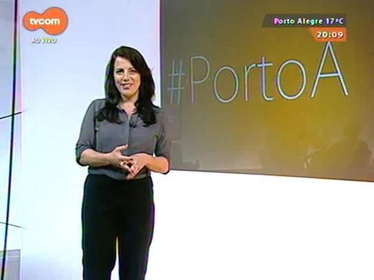 #PortoA - Lúcio Brancato e a agenda cultural da semana