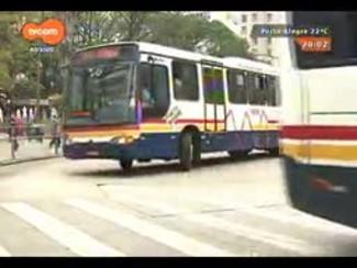 TVCOM 20 Horas - Novo edital de transporte público de POA permite concorrência internacional - Bloco 1 - 19/09/2014