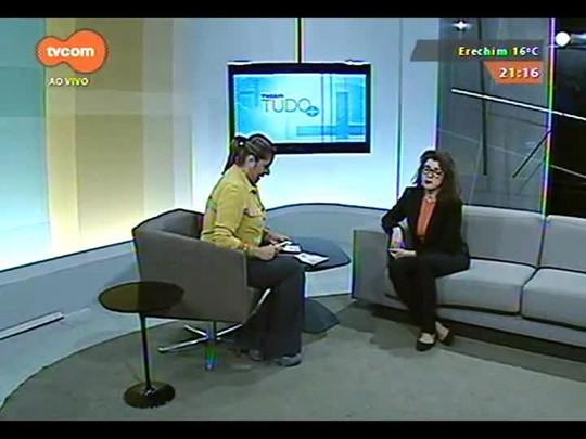 TVCOM Tudo Mais - Entenda melhor a leucemia com a médica hematologista Claudia Astigarraga