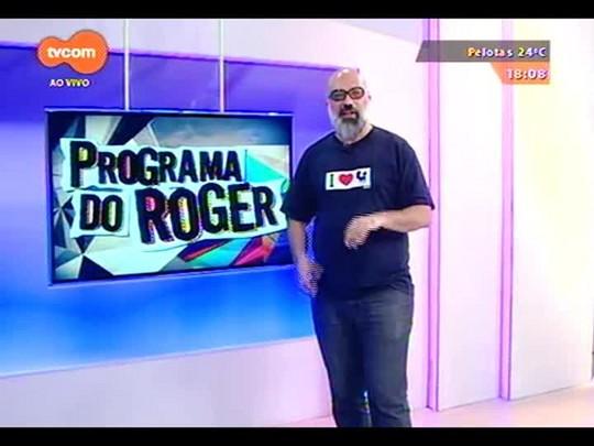 Programa do Roger - Vem aí: Soja - Bloco 3 - 28/11/2014