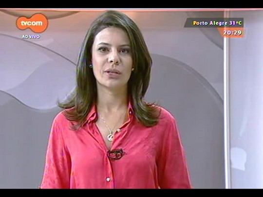 TVCOM 20 Horas - Funcionários demitidos da IESA invadem a sede da empresa - 09/12/2014