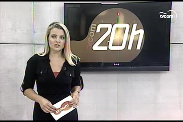 TVCOM 20h - Detenta ganha benefício de prisão domiciliar para cuidar de filha de 14 anos - 11.12.14