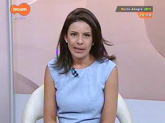 TVCOM 20 Horas - Cirurgião e ex-diretor-médico do Hospital Mãe de Deus Alberto Kaemmerer fala sobre a máfia das próteses - 05/01/2015