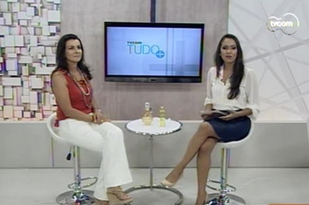 TVCOM Tudo+ - Decoração para eventos no verão - 15.1.15