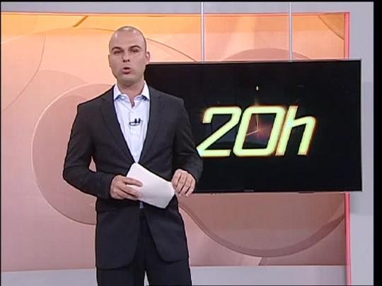 TVCOM 20 Horas - Governador e vice abrem mão de aumento do próprio salário - 19/01/15