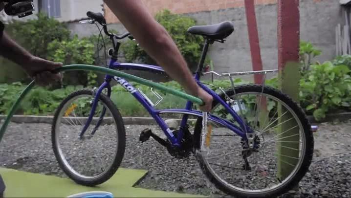 Bike Repórter: como limpar a bike após uma pedalada