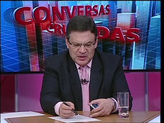 Conversas Cruzadas - Crise Hídrica no Estado - Bloco 04 - 05/02/15