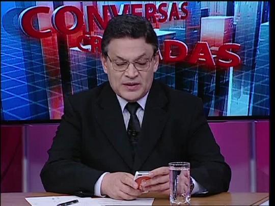 Conversas Cruzadas - Descriminalizaçao do uso da maconha - Bloco 2 - 10/03/15